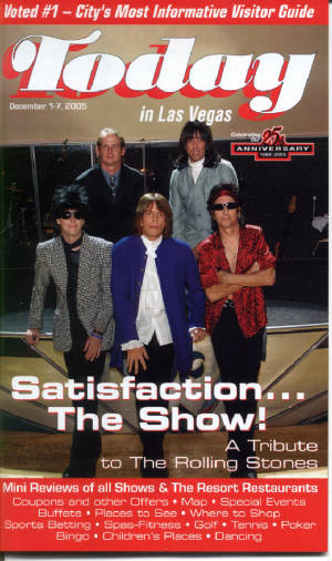 "The Rolling Stones Tribute Band ""Satisfaction"" at Pulaski Theater"