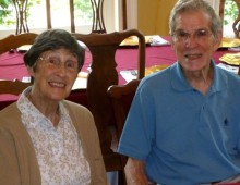 60th Anniversary of Ann & Frank Magill at Rockwood Manor